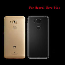 TPU Gel Jelly Case Cover For Huawei Nova Plus Crystal Clear SP