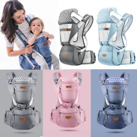 Baby Carrier Front Ergonomic Newborn Infant Toddler Adjustable Belt Comfort USA