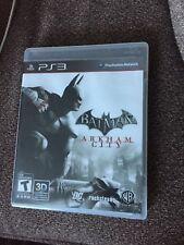 Batman: Arkham City PS3 game