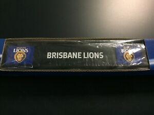 AFL Brisbane Lions cue case only