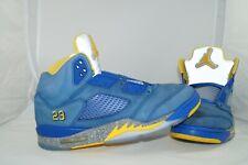 Air Jordan 5 Retro LANEY Basketballschuhe EU 44,5 US 10,5 Blau CD2720-400