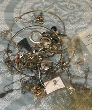232 GRAMS WHOLESALE LOT RESELL STERLING SILVER 925 JEWELRY Mostly Wear SCRAP