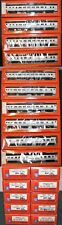 10 New York Central Passenger Cars IHC HO Scale MR5XP7