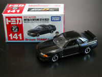 Takara Tomy Dream Tomica #141 Initial D Nissan Skyline GT-R R32 1/59 Diecast Car