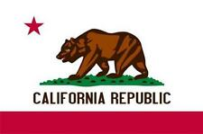 3' x 5' ft. Flag California Republic State Indoor Outdoor Yard w/ Grommets Feet