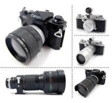 New TOMY TAKARA Vintage CANON Camera Mini Miniature Figure x5 set EOS F-1 IV Sb
