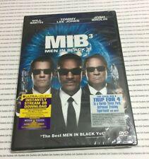 MEN IN BLACK 3 (DVD, 2012) NEW