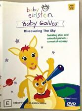 Baby Einstein Baby Galileo Discovering the Sky Dvd Plus Sizes Book Age 0 - 3