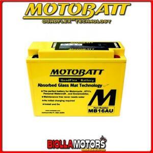 MB16AU BATTERIA YB16AL-A2 YAMAHA VMX1200 V MAX 1200 1997-- MOTOBATT YB16ALA2