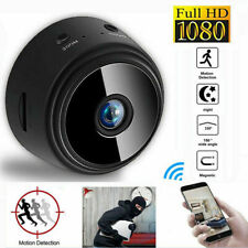 Mini Kamera 1080P Überwachungskamera Aussen WLAN WiFi Home Security Überwachung