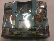 Pokemon Kyurem Box Gift Set.  Promo, Boosters, And Figure CCG TCG