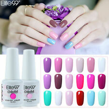 Elite99 Color Gel Nail Polish Top Base Varnish Soak Off Lacquer UV LED Manicure