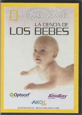 National Geographic: La Ciencia de Los Bebes (DVD) + Linea Pediatrica promo