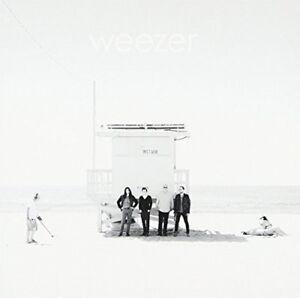 WEEZER White Album with 5 Bonus Tracks (Total 15 Tracks) JAPAN CD