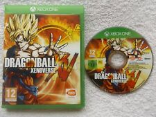 DRAGONBALL XENOVERSE XBOX ONE V.G.C. FAST POST ( fighting game )