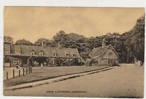 PPC The Green abd Archway Heacham nr Hunstanton Norfolk 1953
