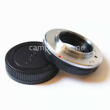 Macro Leica M LM Lens to Micro 4/3 m4/3 helicoid adapter E-PL1 EP2 GH4 G5 G1 cap