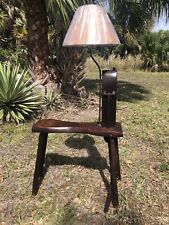 New ListingAntique/Primitive Saddle,Harness Maker Work Bench Functional and Beautiful