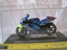 YAMAHA YZR500 Shinya Nakano 2001 moterbike