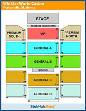 John Legend Tickets 12/31/14 (Thackerville)