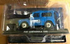 "DIE CAST "" FIAT CAMPAGNOLA 1980 "" POLIZIA SCALA 1/43"
