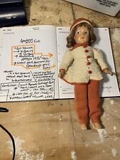 Guy Selling Grandma's Super Cute 1950S Unknown Doll Quality vintage