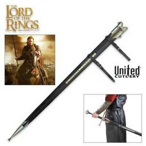 UC1396 - Anduril Scabbard - New in Box - OFFICIALLY LICENSED