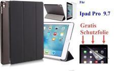 Smartcover Etui iPad Pro 9.7 + Folie Ipadpro9.7 pro9.7 Hülle Tasche Case gratis