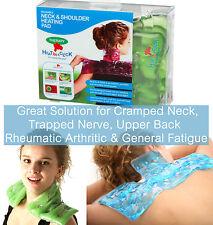 Il calore in un clic riutilizzabile collo e spalle riscaldamento pad spalla e collo dolore