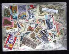 Tchécoslovaquie grands formats - Czechoslovakia Large 500 timbres différents