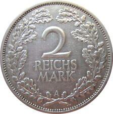 J320  2 Mark Weimar von 1926 A in SS   666 261