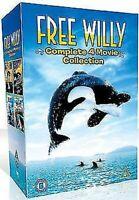 Gratuito Willy - Completo(4 Film) Collection Nuovo DVD Region 2
