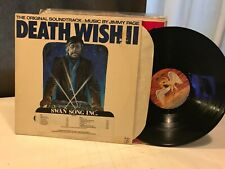 JIMMY PAGE Death Wish II OST LP Swan Song Rec. SS-8511 US '82 PROMO soundtrack!