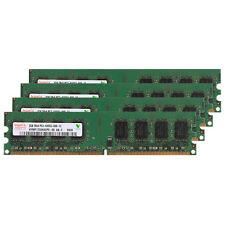 New  8GB 4X2GB DDR2-800 MHZ PC2-6400 240PIN Desktop memory Intel Motherboard