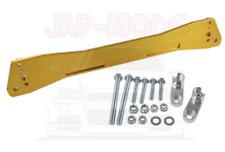 GOLD REAR SUBFRAME BRACE /HONDA CIVIC/EG 92-95/CRX Del Sol 93-97/ Integra94-01