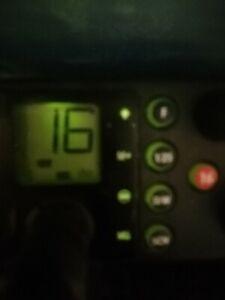Simrad RT1400 VHF Marine Radio