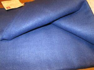 SEIDENSTOFF 1,50 lfdm  100% Wildseide Bourette marineblau (3072/19)