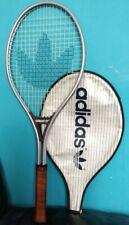 Tennis Racket Adidas Vintage Mistral L3 4 3/8 L With Case.