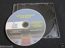 SMALL FACES/HERMAN'S HERMITS 'BRITISH INVASION TRAILERS' 2010 PROMO DVD