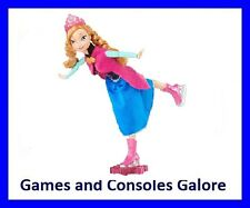 NEW!!  Disney Frozen Ice Skating Anna Doll Ages 3+ Mattel