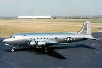 The First Presidential Aircraft-Air Force One-Douglas VC-54C Skymaster Photo