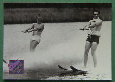ELVIS PRESLEY, PERSONAL LIFE, 1992 COLLECTION #340 CARD, 1956 WATERSKIING