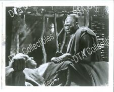 VOODOO RITUAL-8x10 PROMO STILL-WITCH DOCTOR-HAIRY CHEST-JUNGLE G/VG