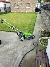 Electric Lawn Mower GreenWorks