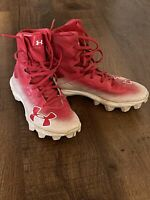 New Under Armour Highlight MC Football Cleats Youth Size 5y