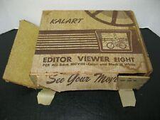 Kalart Editor Viewer Eight