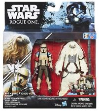 Hasbro Star Wars Rogue One Moroff & SCARIF Stormtrooper Squad Leader B7261