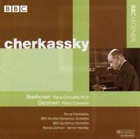 Shura Cherkassky, Ludwig van Beethoven - Piano Concerto No 5 [New CD]