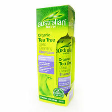 Optima Australian Tea Tree Deep Cleansing Shampoo