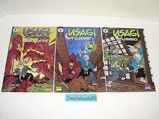 Usagi Yojimbo #13 26 27 Comic Lot Dark Horse Stan Sakai Signed w/ Remark Art HTF